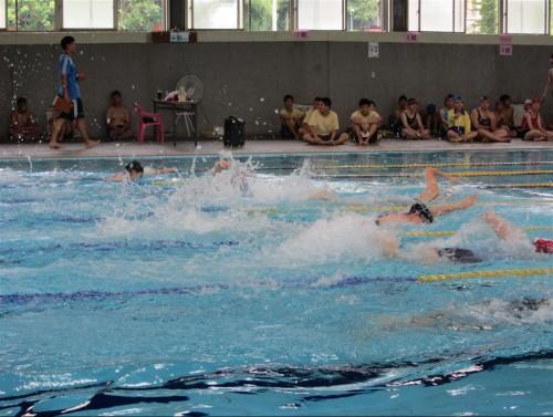 20130614班際游泳比賽