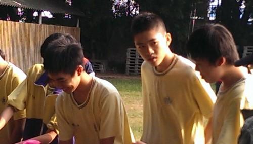 20131022八年級隔宿露營