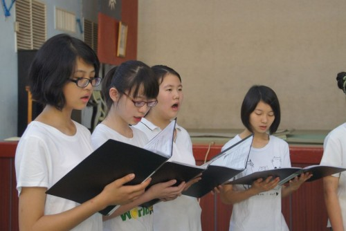 20140508合唱團母親節獻唱