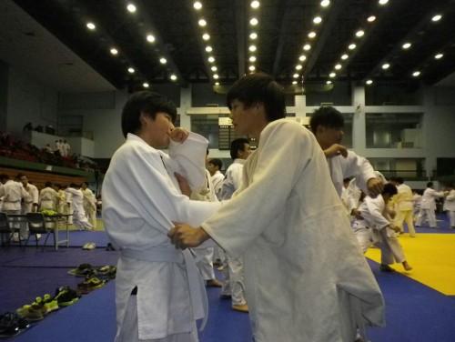 20140508台北市青年盃柔道