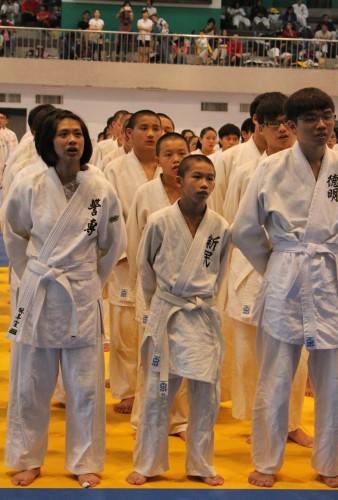 20141018台北市中正盃柔道錦標賽