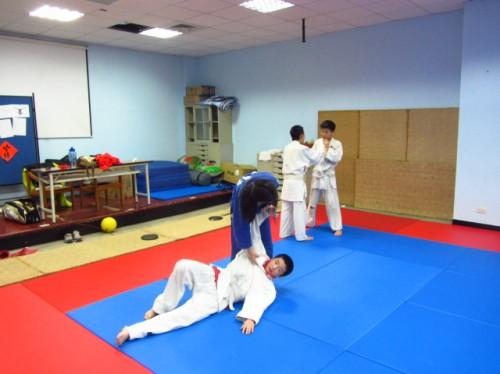 20140226柔道訓練