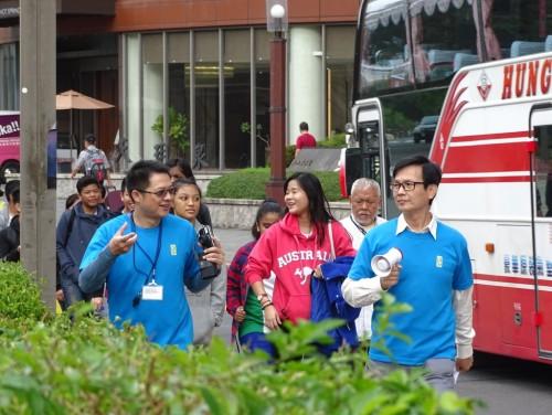 20151125新加坡福春中學來訪